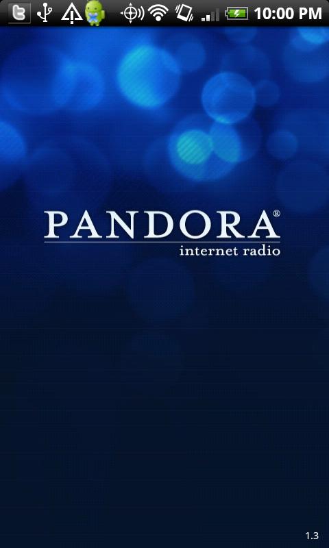 PANDORA RADIO DESKTOP APP FREE